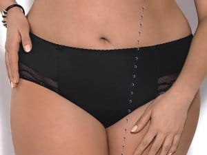 Gorsenia plus size control briefs
