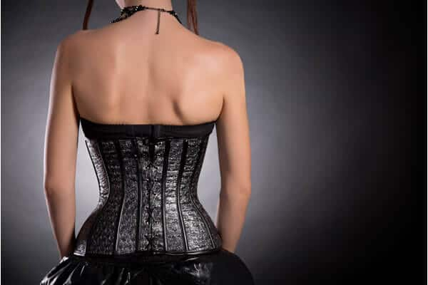 Plus size shapewear corset