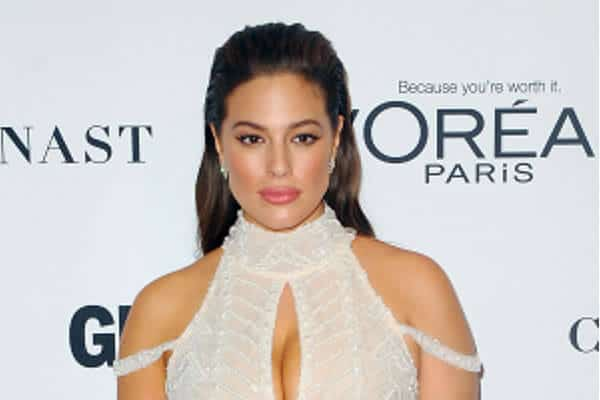 Ashley Graham, plus size model