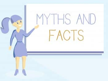 Myths and facts board